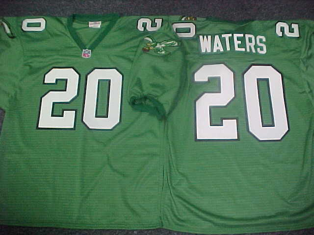 low priced 06a49 c15f8 90's Eagles THROWBACK GREEN Jerseys at 2008 Eagles Jerseys